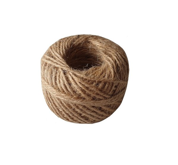 Bindfaden Jute - 30m - 25g - 1,3mm Jute